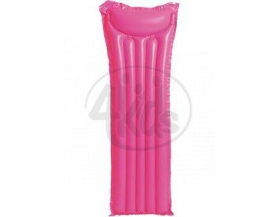 Intex 59703 Nafukovací matrace 183x69cm - Růžová
