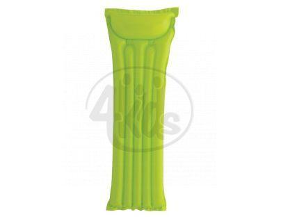 Intex 59703 Nafukovací matrace 183x69cm - Zelená