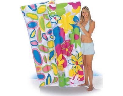 Bestway 53-44021- Nafukovací matrace květiny 183x76 cm