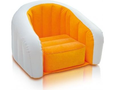 Intex 68597 Nafukovací křesílko - Oranžová