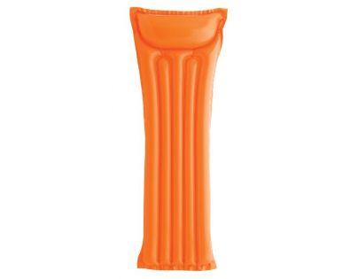 Intex 59703 Nafukovací matrace 183x69cm - Oranžová