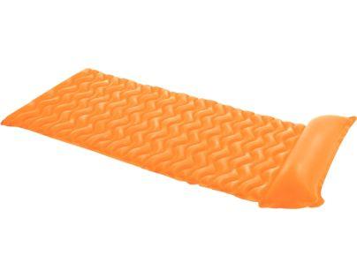 Intex 5880 Nafukovací matrace rolovací - Oranžová