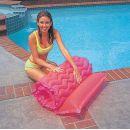 Intex 5880 Nafukovací matrace rolovací - Růžová 2