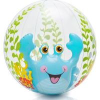 Intex 58031 Nafukovací míč akvárium 61cm - Modrý