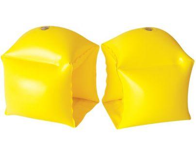 Bestway Nafukovací rukávky 20x20 cm - Žlutá