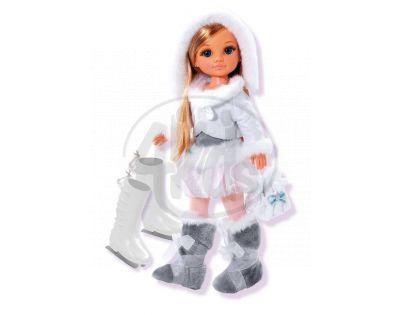 Nenuco Famosa Nancy první den na sněhu - Brusle