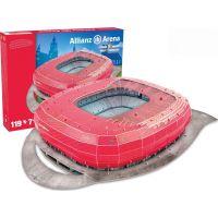 Nanostad 3D Puzzle Allianz Arena Bayern Mnichov 2
