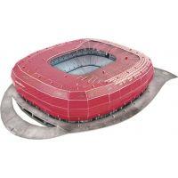 Nanostad 3D Puzzle Allianz Arena Bayern Mnichov 3