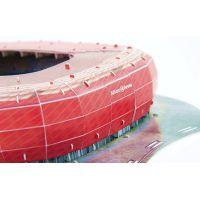 Nanostad 3D Puzzle Allianz Arena Bayern Mnichov 4