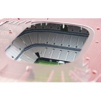 Nanostad 3D Puzzle Allianz Arena Bayern Mnichov 5