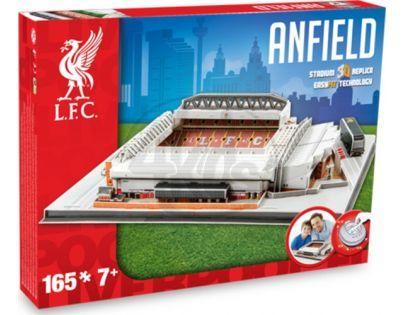 Nanostad 3D Puzzle Anfield Liverpool