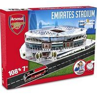Nanostad 3D Puzzle Emirates Stadium Arsenal