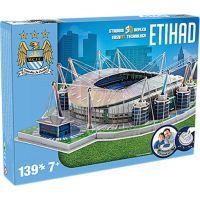 Nanostad 3D Puzzle Etihad Manchester City