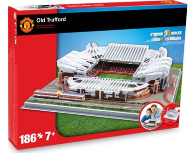 Nanostad 3D Puzzle Old Trafford - Manchester United