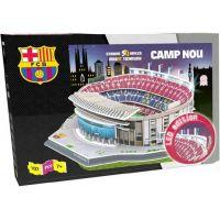 Nanostad 3D puzzle s LED FC Barcelona Camp Nou