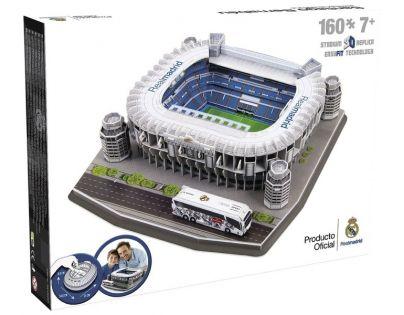 Nanostad 3D Puzzle Santiago Bernabeu Real Madrid