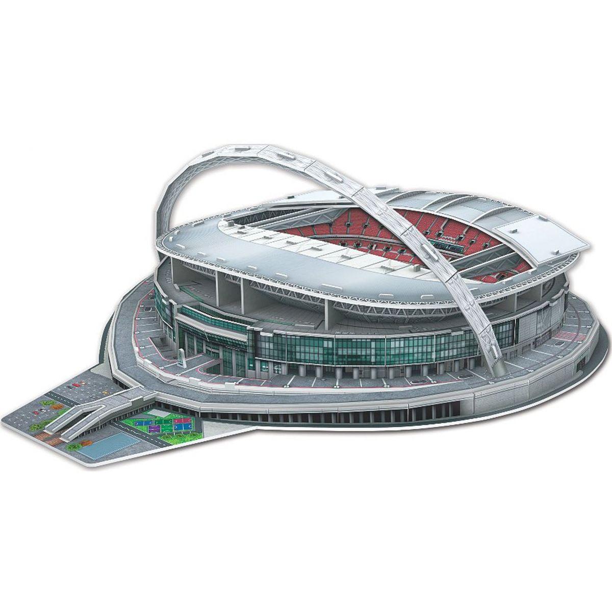 Nanostad 3D Puzzle stadion Wembley 89 dílků