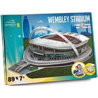 Nanostad 3D Puzzle stadion Wembley 89 dílků 2