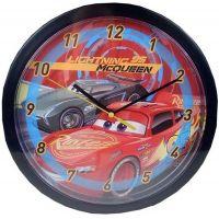 Nástěnné hodiny Cars do pokoje