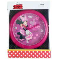 Nástěnné hodiny Minnie 2 druhy