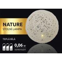 Marimex Nature Stolní lampa 2