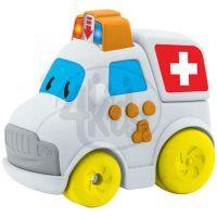 Navystar Autíčko záchranáři - Bílá ambulance