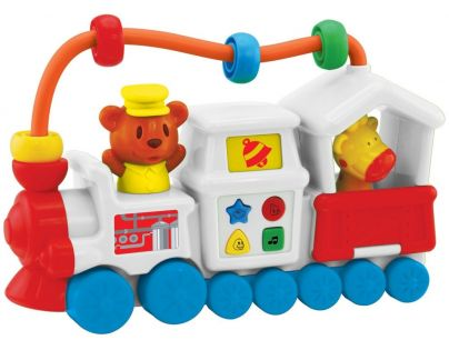 Navystar Hudební lokomotiva