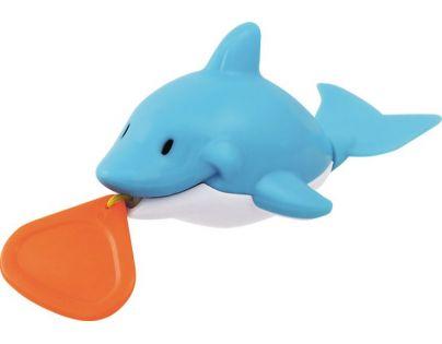 Navystar Natahovací hračka do vody - delfín