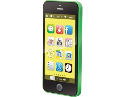 Navystar Telefon pro nejmenší - Zelená