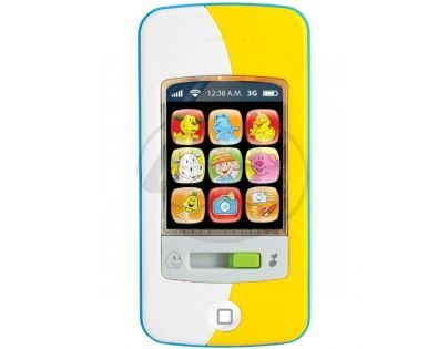 Veselý smart telefon