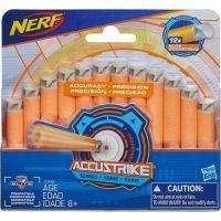 Nerf Elite Accustrike náhradní šipky 12 ks