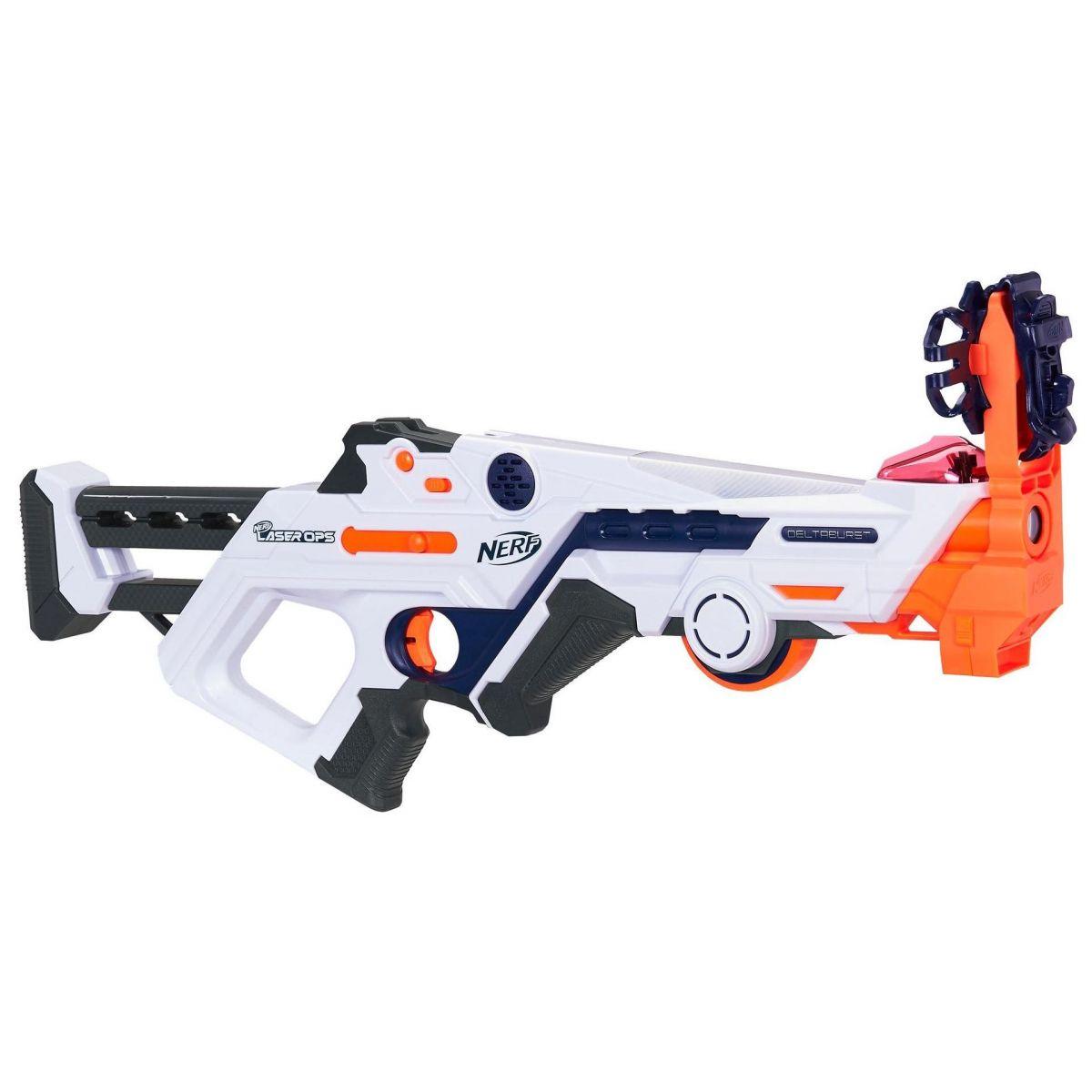 Hasbro Nerf laserová puška Deltaburst