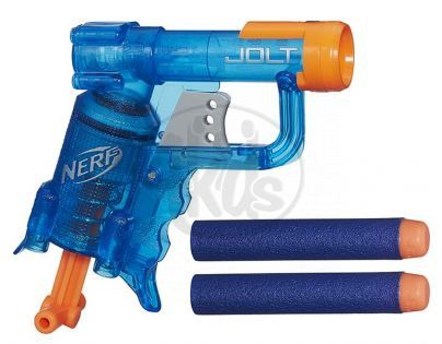 Nerf N-Strike Elite Jolt Kapesní pistole - Modrá
