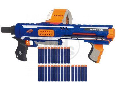 Nerf Elite rozložitelná puška s bubnovým zásobníkem (98697)