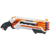 Nerf N-Sstrike Elite Rough Cut 2x4 Hasbro A1691 - Bílá