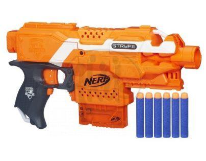 HASBRO A0200 - NERF ELITE automatická pistole s clipovým zásobníkem
