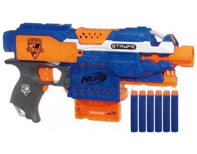 Nerf Elite automatická pistole s clipovým zásobníkem (A0200)