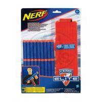 Nerf Elite náhradní šipky 18ks se zásobníkem (A0356) 2