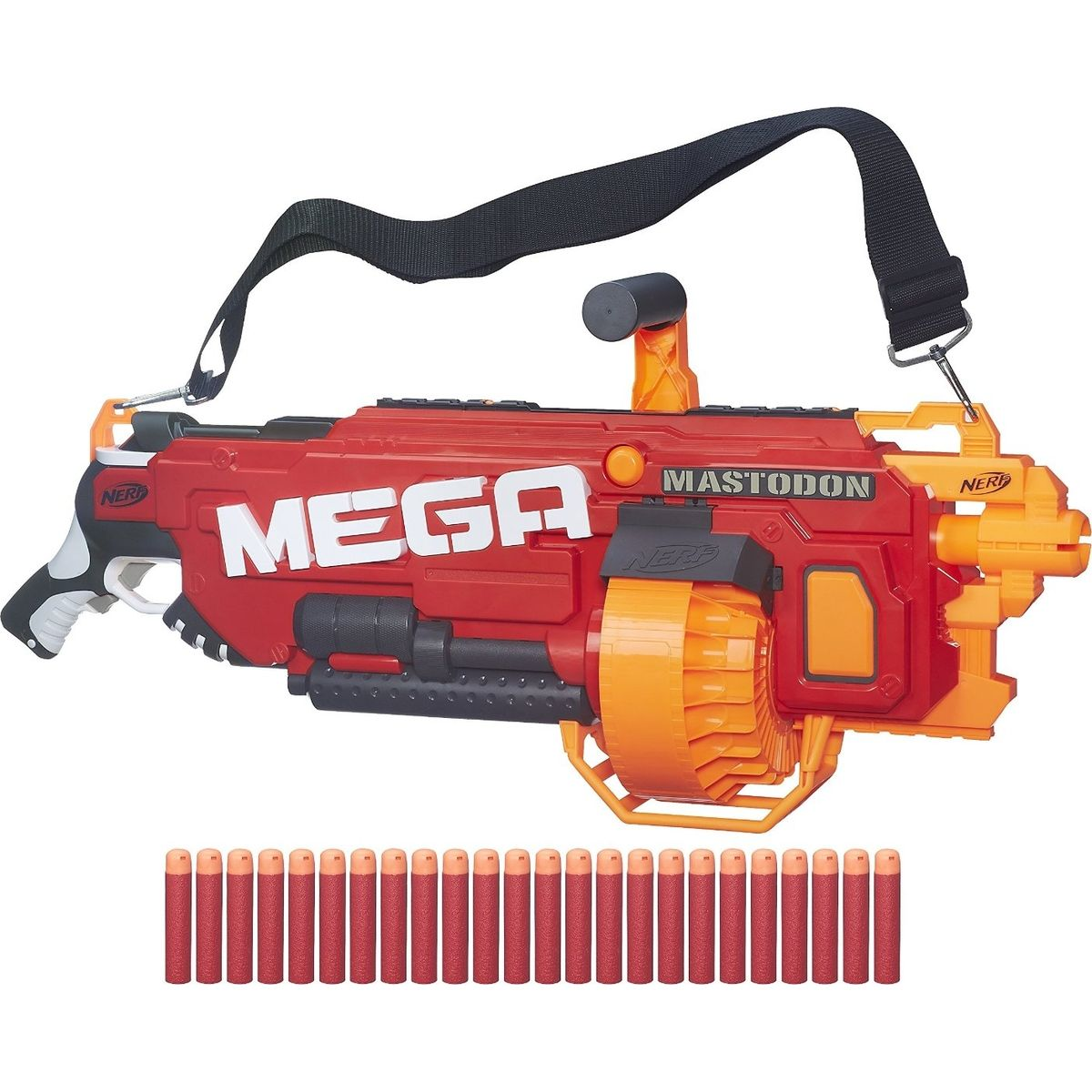 Nerf N-Strike Mega Mastodon - Poškozený obal