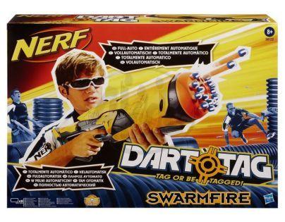 Hasbro 38122 - NERF NOVÝ DART TAG SWARMFIRE SAMOPAL