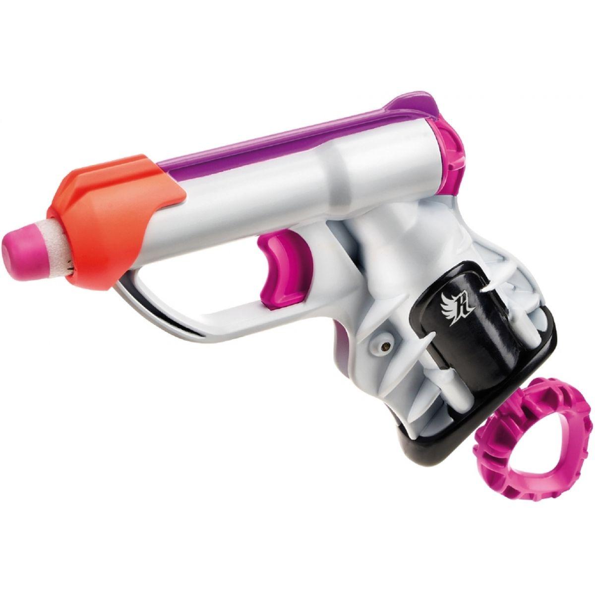 NERF REBELLE pistole s terčem (A5612)