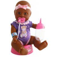 New Born Baby Panenka černoška