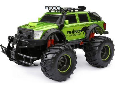 New Bright RC Auto Expedice nosorožec - Zelená