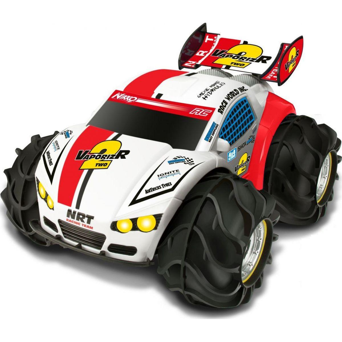 Nikko RC Auto VaporizR 2 Pro Červená - Poškozený obal