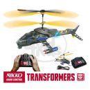 Nikko RC Vrtulník Transformers Helicopter 2