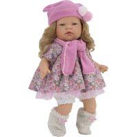 Nines Celia panenka 45 cm s čepicí