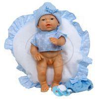 Golosinas chlapeček v modrém s polštářkem 26cm