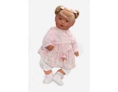 Nines panenka Claudia 55 cm mechanická