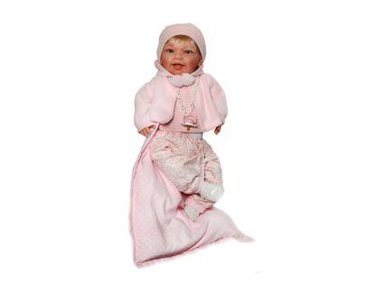 Nines panenka Susi kloubová mechanická 45 cm