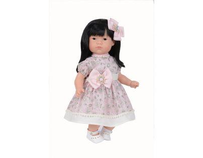 Nines panenka Tai černé vlasy 45 cm